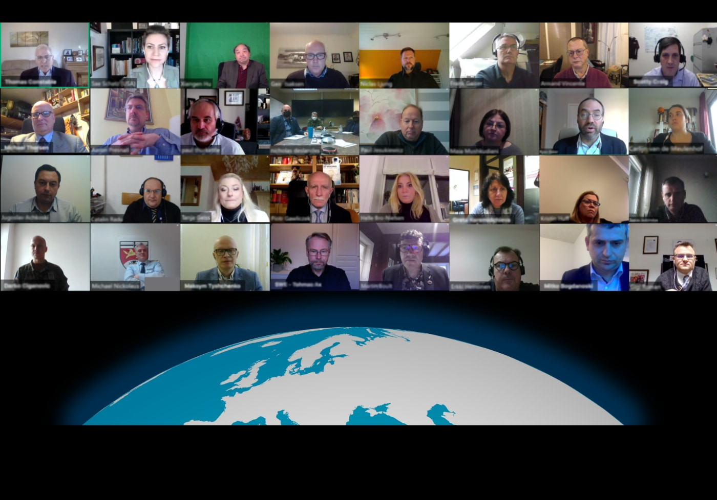 ADL Global Partnership Network Directors' Virtual Meeting