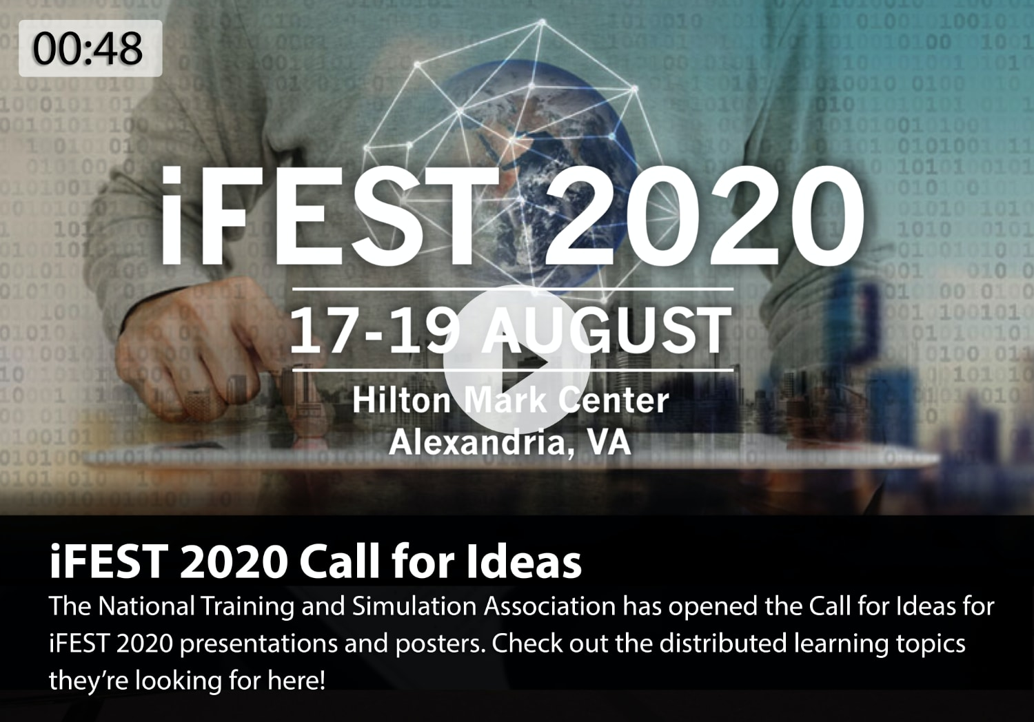 iFest 2020 Call For Ideas